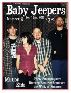 Baby Jeepers Cover